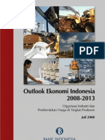 Outlook Ekonomi Indonesia-2008-2013