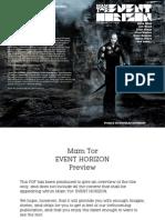 Event Horizon 1 - Preview