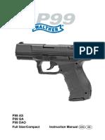 Walther P99 Manual