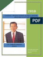 Comentarios de La Pelicula de Carlos Kasuga