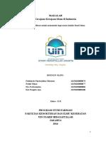 STUDIS - Makalah (Kel.10) Kerajaan-kerajaan Islam di Indonesia.docx