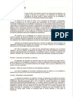 Resolución Admisión FP Distancia 2015-16