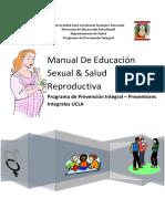 Manual Actualizado Educaciòn Sexual y Salud Reproductiva