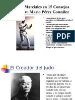Consejos Para El Instructor de Karate