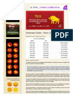 Características Do Signo Do Porco - Horóscopo Chinês