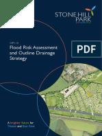 SHP2016 - Flood Risk Assessment