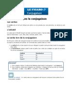3Les Groupes - Le Conjugueur