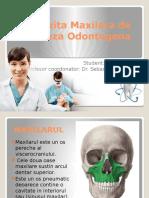 Sinuzita Maxilara de Cauza Odontogena