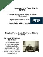 P. Jartoux Durabilité Des Bétons - 2008