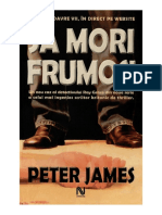 Peter James - Sa Mori Frumos