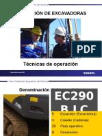Tecnicas de operacion EXC II.ppt