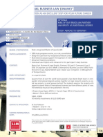 Information Online LL.M. Steinbeis SIBE