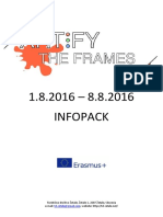 infopack artify the frames