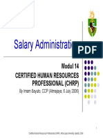 Modul 16 - Salary Administration