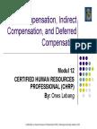 Modul 12 - Direct Compensation