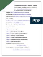 ELECTROMAGNETISMO - TOMO II - Solucionario de Electromagnétismo - Joseph a. Edminister - Schaum