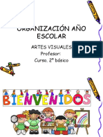 Artes Visuales - Power Point 1 - 2 Basico