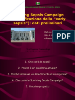 Tombini_Surviving sepsis camapign dati preliminari.ppt
