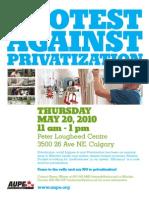 Privatization May20,2010