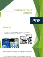 Tecnologías Móviles y Medición