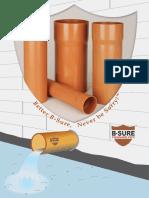 B Sure Drainage Pipe Literature (3)