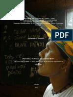 Patxohã, Língua de Guerreiro - Anari Braz Bomfim