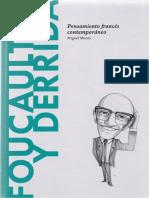 Foucault y Derrida-p5 Contemporáneao Francés