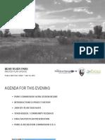 Bear River Park Presentation
