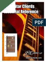 Guitar Chords eBook