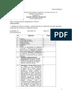 Autoevaluación Diagnóstica III