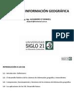 Unidad 1 - Introduccion Al SIG