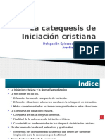 Catequesis IC