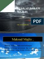 Adab Bercakap Dalam Majlis - SLIDE Pai, Originally Created by Nashrudin