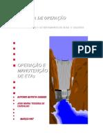 Operação e Manutenção de ETA's (1997)