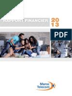 Rapport Annuel 2014 IAM