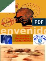 Dra PHD Norma Vegas - Curso de Investigación Cualitativa-UPEL-RITEP