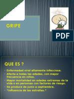 Epidemiologia de La Gripè