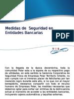 Boletin Informativo. Seguridad en Bancos