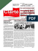 Clarté - Mars 2015