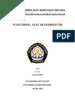 Makalah Bab 7-8 Wacthdog Bloodhound
