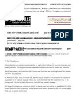 Heart Ache - Jacksonville Magazine