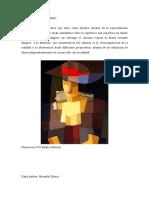 Vanguardia Cubismo Practica