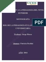 Examen Final Monografía