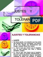 Ajustes y Tolerancias en Filminas