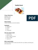 nutrientfoodproject