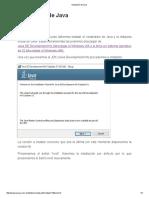 Curso Java - programacion orientada a objetos