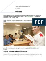 Health Careers - Recruiting for Values - 2016-05-06