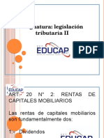 Tributaria II Renta de Capital