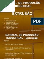 ExtrusExtrusao