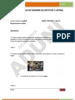 Solucionario de Aptitud y Letras_anual Integral